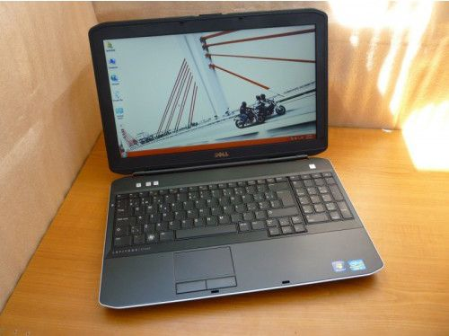 Dell Latitude E5530 core i5 3320M, Ram 4GB, SSD 128GB