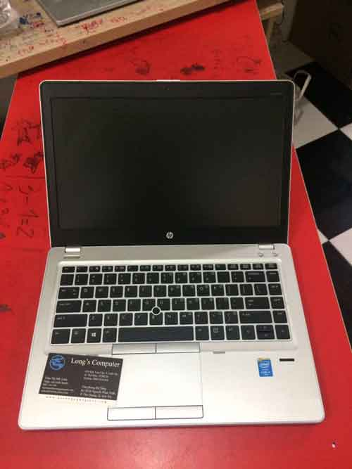 HP Folio 9480M i5 4310U Ram 4GB 128GB, Máy USA 99%