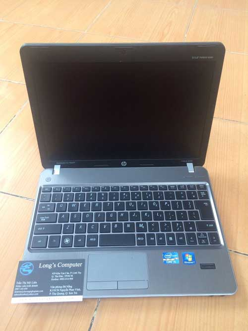 HP Probook Core i5 4230S Ram 4GB HDD 320GB, 12 inches